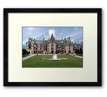 Biltmore Estate Framed Print