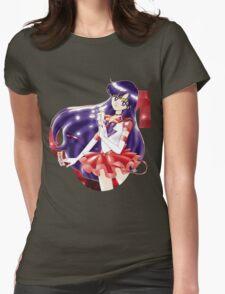 Eternal Sailor Mars Womens Fitted T-Shirt