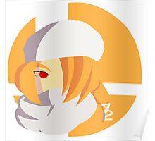 Super Smash Bros. : Sheik Poster