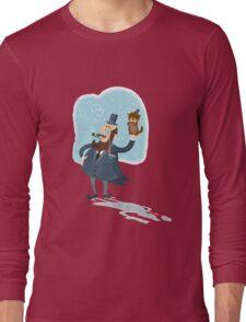 Groundhog Day...yeah!! Long Sleeve T-Shirt