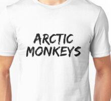 Arctic Monkeys Horizontal Unisex T-Shirt