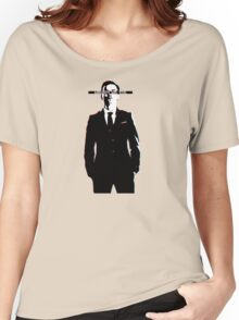 MORIARTY LIVES Women's Relaxed Fit T-Shirt