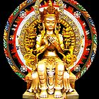 Maitreya Mandala by AnimiDawn