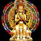Maitreya Mandala III by AnimiDawn