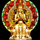 Maitreya Mandala IV by AnimiDawn