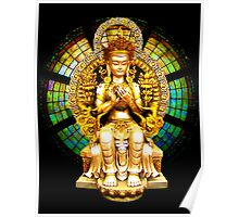 Maitreya Mandala V Poster