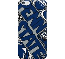 Penn State Collage iPhone Case/Skin
