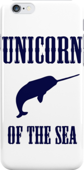 Narwhals: Unicorn of the Sea by jezkemp