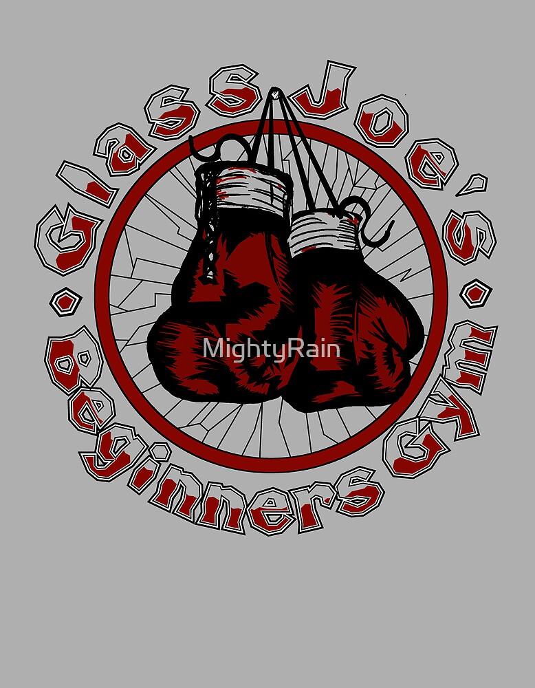 Glass Joe's Gym by MightyRain
