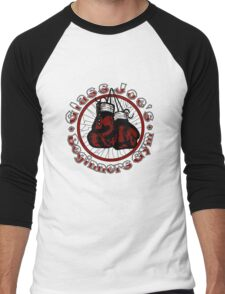Glass Joe's Gym Men's Baseball ¾ T-Shirt