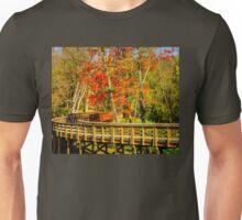 Walking Into Autumn Unisex T-Shirt