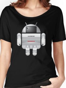 Asimo BugDroid Women's Relaxed Fit T-Shirt