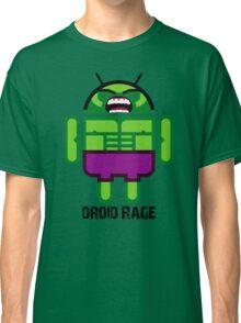 Droid Rage BugDroid Classic T-Shirt