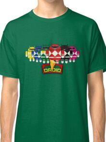 BugDroid Rangers Classic T-Shirt