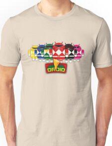 BugDroid Rangers Unisex T-Shirt