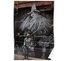 Spirits of Degraves Street Poster