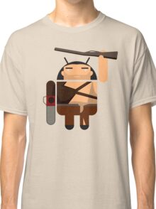 Army of Darkness BugDroid Classic T-Shirt