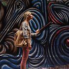 Union Lane Swirl by wolfmarx
