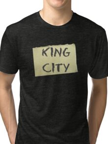 KING CITY Tri-blend T-Shirt