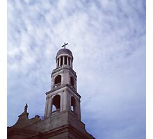 Our Lady of Pompeii - Bell Tower - Greenwich Village, New York City Photographic Print