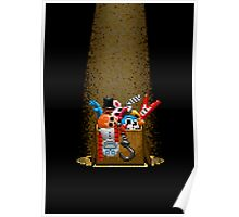 Five Nights at Freddy's 3 - Pixel art - What can we use? - Box of animatronics Poster