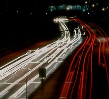Highway Motion by Wesley Leong