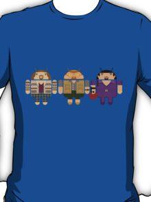Lebowski BugDroids T-Shirt