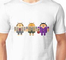 Lebowski BugDroids Unisex T-Shirt
