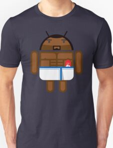 Old Spice Guy BugDroid T-Shirt