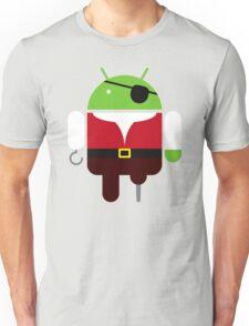 Pirate BugDroid Unisex T-Shirt
