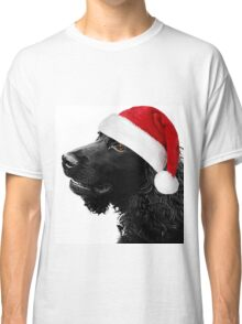 Merry Christmas Cocker  Classic T-Shirt