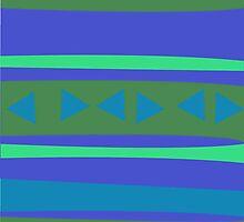 Hawaiian pattern by JohnRex