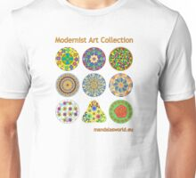 Modernist Art Collection Unisex T-Shirt