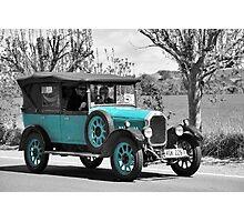 Humber 9-20 1926 Photographic Print