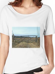Old Gate Women's Relaxed Fit T-Shirt