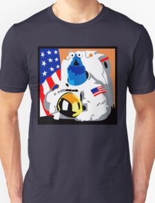 Yip Yip Alien NASA Astronaut T-Shirt T-Shirt