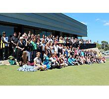 ACCET 2012 Summer Schools Photographic Print