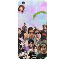 Jack Barakat All Time Low Collage Tumble Inspired Space Pastel iPhone Case/Skin