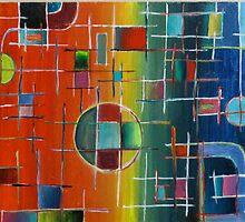 Circuit Rainbow by Jeremy Aiyadurai