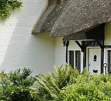 Enid Blyton's Front Door by Astrid Ewing Photography