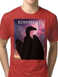 Soar with Mitt Tri-blend T-Shirt