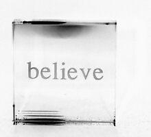 Believe by Keri Harrish