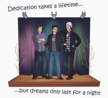 Dedicate+Dream One Piece - Short Sleeve