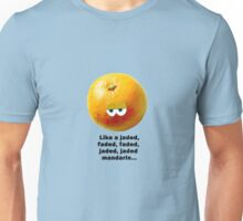 Jaded Mandarin Unisex T-Shirt