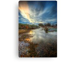 Morning Rush 2.0 Canvas Print