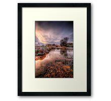 Morning Rush 3.0 Framed Print