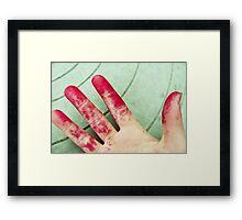 Day Nineteen Framed Print