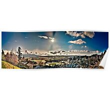 Abby Winter Pano ND (HDR Panorama) Poster