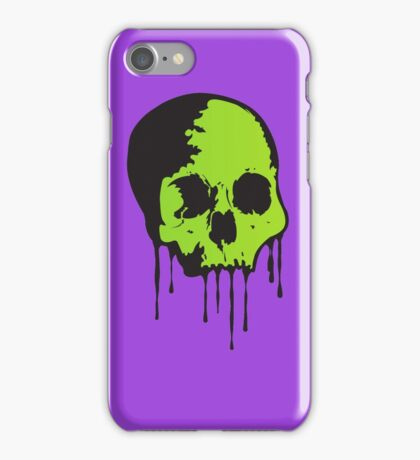 Toxic Death  iPhone Case/Skin