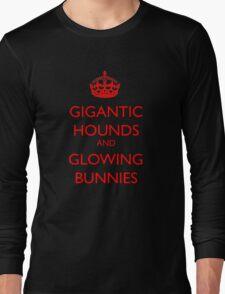 Hound of the Baskervilles Long Sleeve T-Shirt
